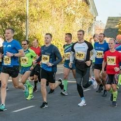 45. Saaremaa kolme päeva jooks - Kaido Kivipõld (270), Priit Ailt (287), Erik Zavadskis (367), Marek Läte (619)