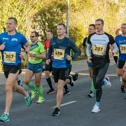 45. Saaremaa kolme päeva jooks - Priit Ailt (287), Erik Zavadskis (367), Marek Läte (619)