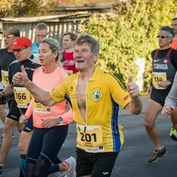 45. Saaremaa kolme päeva jooks - Juhan Änilane (201), Peeter Kaju (201)