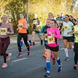45. Saaremaa kolme päeva jooks - Külli Hunt (182), Janar Mahla (182), Piret Tikva (610)