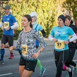 45. Saaremaa kolme päeva jooks - Marina Järve (91), Sigrid Tuisk (286)