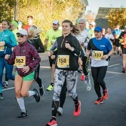 45. Saaremaa kolme päeva jooks - Kristi Kõll (158), Sixten Suppi (158), Elina Laanep (562)