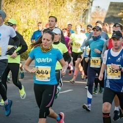 45. Saaremaa kolme päeva jooks - Kaarel Tõruvere (395), Heli Mäesepp (444), Rait Veevo (444)