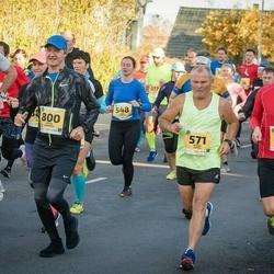45. Saaremaa kolme päeva jooks - Harles Paesüld (294), Andrei Lopsik (571), Bruno Tammaru (800)