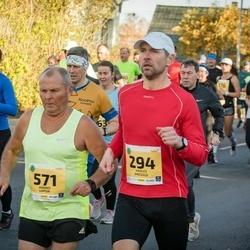 45. Saaremaa kolme päeva jooks - Harles Paesüld (294), Andrei Lopsik (571)