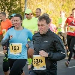 45. Saaremaa kolme päeva jooks - Evelin Kuris (163), Annabel Raudsepp (163), Toomas Mast (534)