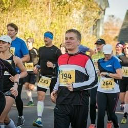 45. Saaremaa kolme päeva jooks - Lauri Eskor (194), Edward Mihkel Oll (194)
