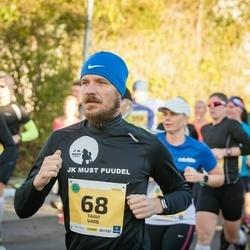45. Saaremaa kolme päeva jooks - Taavi Varb (68), Robin Luik (68)