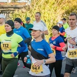 45. Saaremaa kolme päeva jooks - Dagny Kungus (112), Suvi Oksanen (112), Kaja Ōispuu (627)