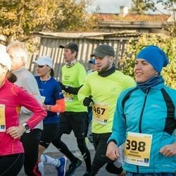 45. Saaremaa kolme päeva jooks - Mirjam Männamaa (398), Ülle Liiv (459), Martin Saar (467)
