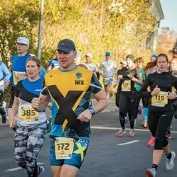 45. Saaremaa kolme päeva jooks - Ivar Vilson (172), Markus Kubjas (172), Heli Eerik (385)