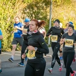 45. Saaremaa kolme päeva jooks - Viigi Kipper (119), Karolin Kello (119)