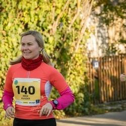 45. Saaremaa kolme päeva jooks - Arge Kuuder (140), Lisete Treier (140)