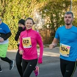 45. Saaremaa kolme päeva jooks - Silme Mehik (572), Anti Looskari (704)