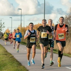 45. Saaremaa kolme päeva jooks - Ando Õitspuu (9), Ülari Kais (247), Tõnu Lillelaid (464)