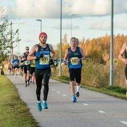 45. Saaremaa kolme päeva jooks - Taavi Kruut (371), Jaanus Pedak (658)