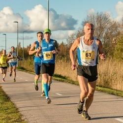 45. Saaremaa kolme päeva jooks - Ago Veilberg (61), Peep Jalakas (84)