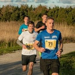 45. Saaremaa kolme päeva jooks - Kristjan Kokk (71)
