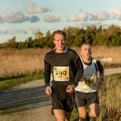 45. Saaremaa kolme päeva jooks - Reigo Roasto (240), Alar Kaar (269)