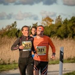 45. Saaremaa kolme päeva jooks - Janar Säkk (321), Anastasiia Zakharova (362)