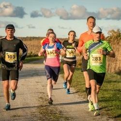 45. Saaremaa kolme päeva jooks - Jaanus Bauman (103), Karre Lauring (283)