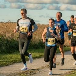 45. Saaremaa kolme päeva jooks - Laura Maasik (239), Priit Ailt (287)