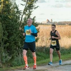 45. Saaremaa kolme päeva jooks - Reimo Krass (412), Leonid Homin (560)