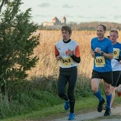 45. Saaremaa kolme päeva jooks - Kaspar Neemesto (132), Silver Palu (343)