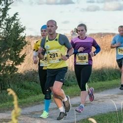 45. Saaremaa kolme päeva jooks - Eliise Hoogand (188), Margus Maidla (291)