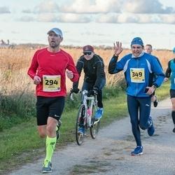 45. Saaremaa kolme päeva jooks - Harles Paesüld (294), Kaupo Voormansik (349)