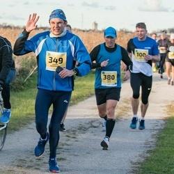 45. Saaremaa kolme päeva jooks - Kaupo Voormansik (349), Mark Orav (380)
