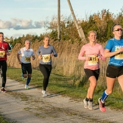 45. Saaremaa kolme päeva jooks - Eveliis Saar (60), Kadri Sirkas (415), Merike Muru (568)