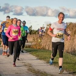 45. Saaremaa kolme päeva jooks - Kädi Lepberg (406), Andrus Pedai (429)