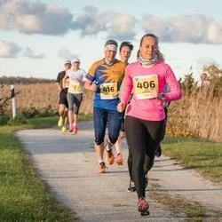 45. Saaremaa kolme päeva jooks - Kädi Lepberg (406), Maris Heinols (416)