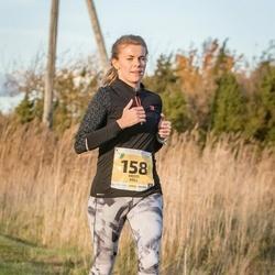 45. Saaremaa kolme päeva jooks - Kristi Kõll (158)