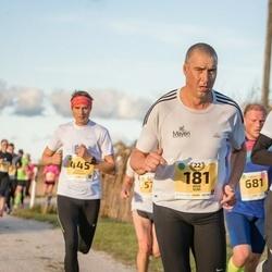 45. Saaremaa kolme päeva jooks - Rivo Subi (181), Toomas Männasoo (445)