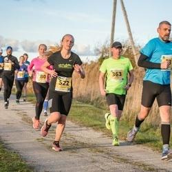 45. Saaremaa kolme päeva jooks - Avo Puusepp (73), Urmo Auväärt (363), Cathy-Liis Suurkivi (522)