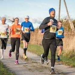 45. Saaremaa kolme päeva jooks - Taavi Varb (68), Sigrid Turja (268), Kaupo Koplus (430)
