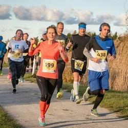 45. Saaremaa kolme päeva jooks - Anne-Li Tilk (199), Andre Jakobson (438)
