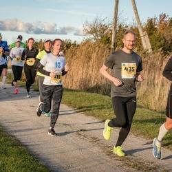 45. Saaremaa kolme päeva jooks - Jaanus Kaur (233), Kaimar Kerno (435), Maret Pais (519)