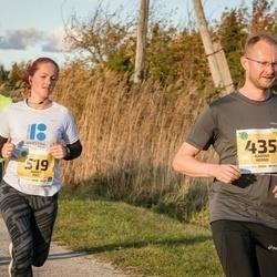 45. Saaremaa kolme päeva jooks - Kaimar Kerno (435), Maret Pais (519)