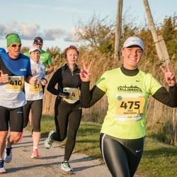45. Saaremaa kolme päeva jooks - Kuido Kond (410), Inga Mustonen (475)
