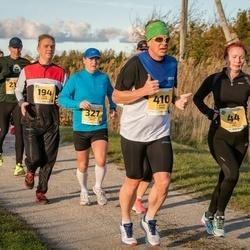 45. Saaremaa kolme päeva jooks - Tea Mey (44), Lauri Eskor (194), Kristjan Ööpik (327), Kuido Kond (410)