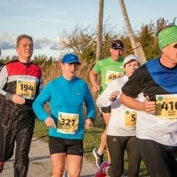 45. Saaremaa kolme päeva jooks - Lauri Eskor (194), Kristjan Ööpik (327), Kuido Kond (410)