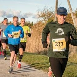 45. Saaremaa kolme päeva jooks - Rain Raun (217), Jaan Tammik (589)