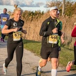 45. Saaremaa kolme päeva jooks - Albina Maltis (446), Siim Leisalu (449), Margit Udikas-Susi (674)