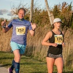 45. Saaremaa kolme päeva jooks - Šerelin Zverev (176), Priit Veering (252)