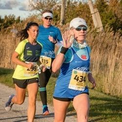 45. Saaremaa kolme päeva jooks - Janika Jürgenson (295), Marika Roopärg (434)
