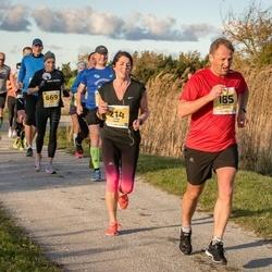 45. Saaremaa kolme päeva jooks - Meelis Atonen (185), Katrin Laikre (214), Kadri Veske (669)