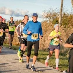 45. Saaremaa kolme päeva jooks - Aulikki Leivo (20), Jevgeni Fenko (32), Urmas Treiel (545), Kadri Veske (669)